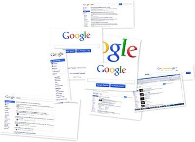 View New Google Design