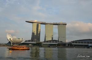 Singapore Clarke Quay Riverside