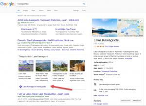 Kawaguchi Google