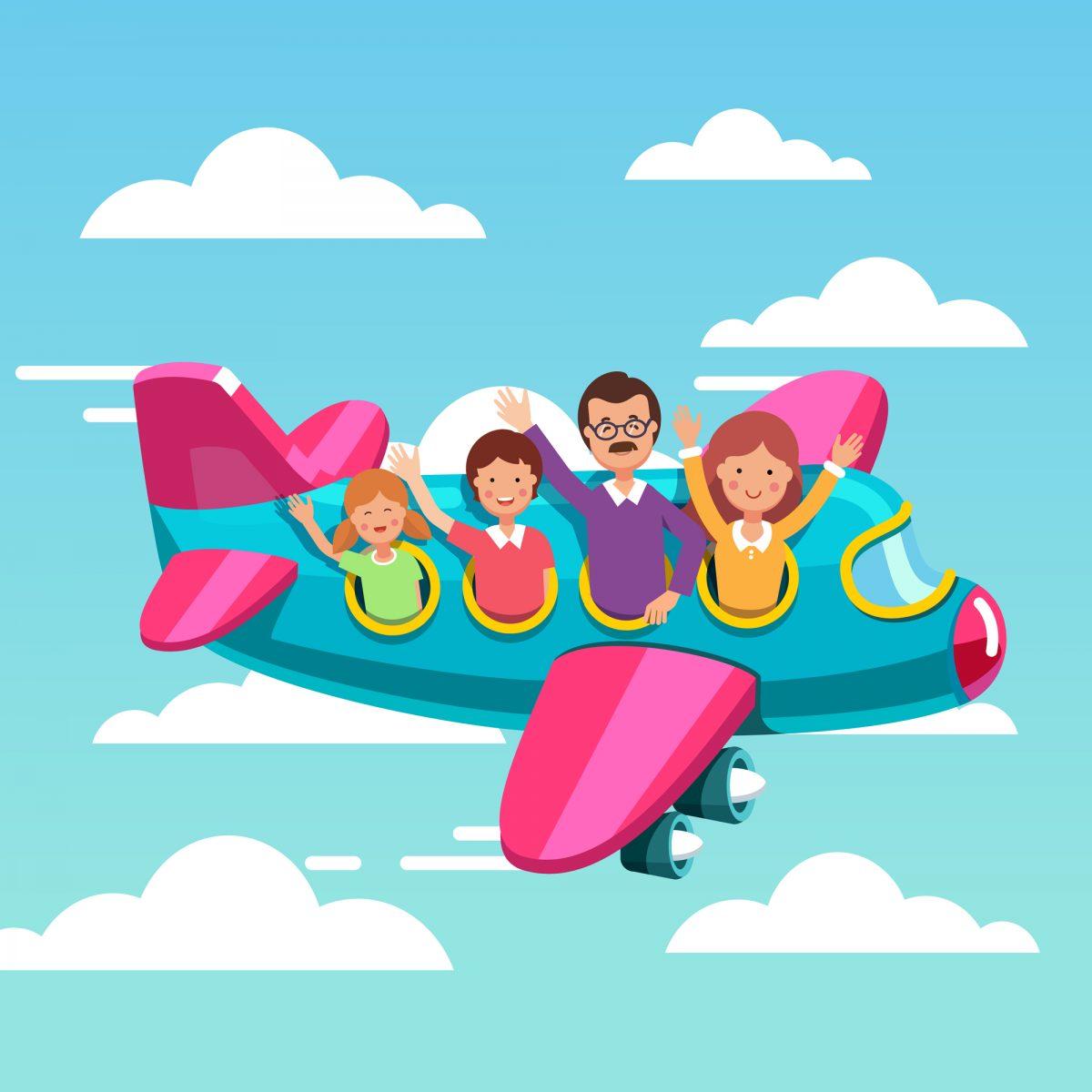วิธีแก้ปัญหาเวลาเด็กขึ้นเครื่องบินแล้วหูอื้อ
