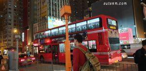 Bus HongKong