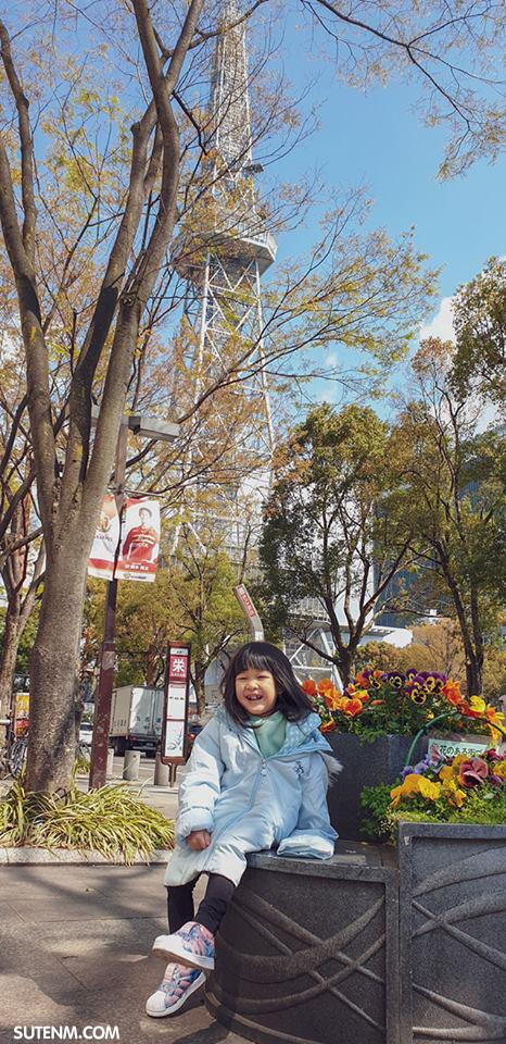 พาลูก 4 ขวบเที่ยวญี่ปุ่น ลุยนาโกย่า,คาวากุจิโกะ,Hirayu Onsen,Takayama,Gero ดูซากุระสุดประทับใจ
