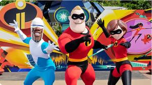 พบกับรวมเหล่ายอดคนพิทักษ์โลก Incredibles