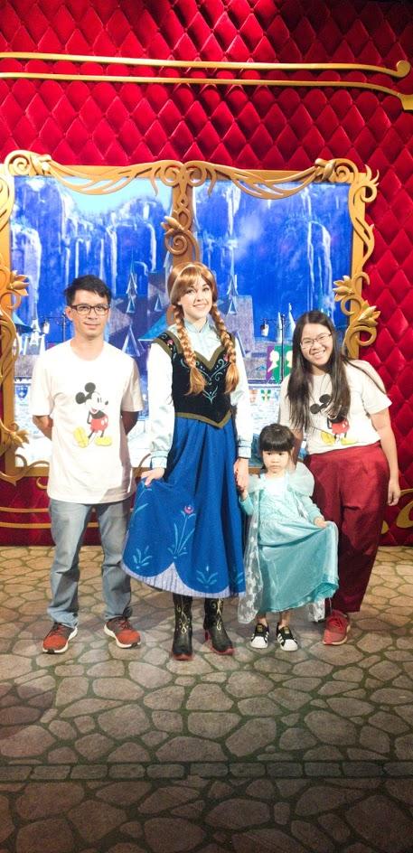 พาเด็ก 4 ขวบเทียว Hong Kong Disneyland ดินแดนแห่งนิยาย